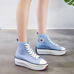 Womens Fashion Sneakers, Fashion Socks, Womens Summer Shoes, Womens High Heels, Black Sneakers, High Top Sneakers, Punk Shoes, Ankle Strap Shoes, High Tops