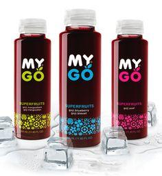 16 Refreshing & Cool Juice Package Designs