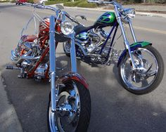 San Diego Custom Chopper Rides