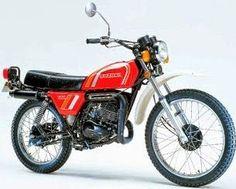 Suzuki TS 125 C (1980)