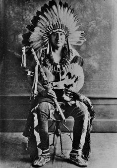 Хороший Вождь, пауни. 1929
