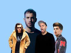 Men, men, all types of men. Which superstar musical hunk should you marry? - I got Luke I got Luke I got Luke