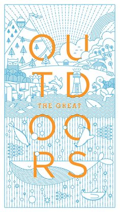 The Great Outdoors. Locals Only Exhibition by Warwick Kay | Behance
