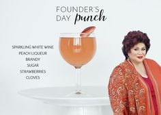 Miss Patty's Founder's Day Punch
