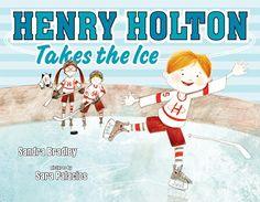 Henry Holton Takes the Ice by Sandra Bradley http://www.amazon.com/dp/0803738560/ref=cm_sw_r_pi_dp_L-jZwb0C9JK2D
