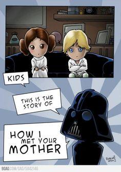 How I Met Your Mother - Star Wars
