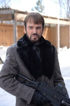 Fargo, Billy Bob Thornton as Lorne Malvo