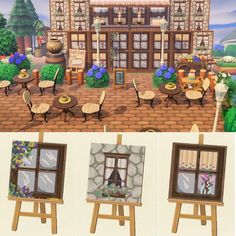 Animal Crossing 3ds, Animal Crossing Wild World, Animal Games, My Animal, Photo Harry Potter, Chat Pusheen, Cottage Style Doors, Motifs Animal, Island Design