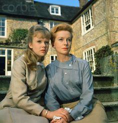 Hayley Mills and Deborah Kerr inThe Chalk Garden, 1964