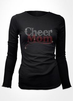 Cheer Mom..I need Football Mom, and baseball mom, basketball mom, swim mom etc.....
