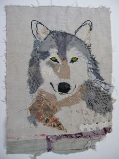 I have two places left on my Stitched Drawings workshop on Saturday 5th October. Please see my web site www.mandypattullo.co.uk  for more d...