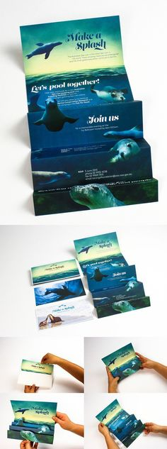 A Showcase of 50 Beautifully Designed Print Invitations To Inspire You – Design…