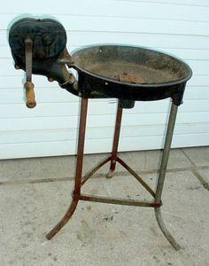 Hand Crank Champion Coal Forge