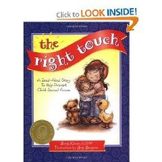 good read for kids-sexual abuse prevention