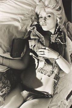"""antosstuff: """" Debbie Harry by Chris Stein. """""""