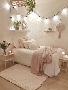 📣 93 Cute Dorm Room Decor Ideas On This Page That We Just Love 57 📣 . - Cute 93 Cute Dorm Room Decor Ideas On This Page That We Just Love 57 📣 93 Cute dorm decorating i - Bedroom Decor For Teen Girls, Cute Bedroom Ideas, Small Room Bedroom, Room Decor Bedroom, Bedroom Ideas For Small Rooms Women, Beds For Small Rooms, Teen Bedrooms, Cute Room Decor, Couple Bedroom
