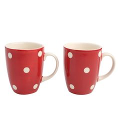 Image for Red Dot Mugs T&G Woodware