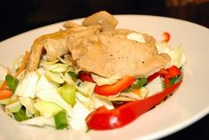 Chicken and Napa Cabbage Salad Recipe – 4 Points   | Weight Watchers Recipes