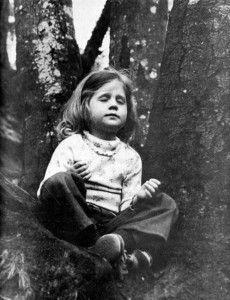 Om Shanti Little Lady | meditation | meditating | child | girl | indigo children | future | tree | wisdom | love |