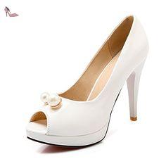 éscarpins sandales femmes élégant rose ceinture fine 8.5 cm carré comme cuir 2AV6CBXi