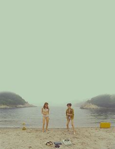 """We're in love. We just want to be together. What's wrong with that?""  Suzy - Moonrise Kingdom"