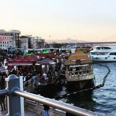 O Imperdível Pôr do Sol na Ponte Gálata - viagem by aline aguiar