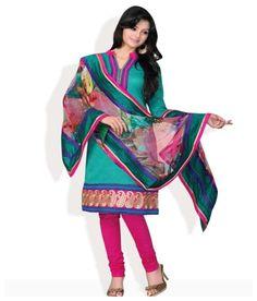 Loved it: Tamanna Fashions Cotton Blue Suit, http://www.snapdeal.com/product/tamanna-fashions-cotton-blue-suit/886154226