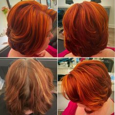 Color by me! Majirel and Olaplex! Follow me on:  Instagram- beautyby_shan Facebook- Shannon Musacchia Ainsworth