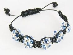 Make a Shamballa Bracelet