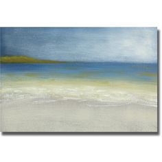 Roth 'Sea Songs' Canvas Art | Overstock.com Shopping - Top Rated Canvas