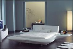 Entzuckend The Grandpiano Bed By Flou, White