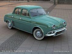 Avtomotovelophoto: Renault Gordini 1964