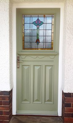 1930s Front Doors & London Doors Front Door Twenties Door | Front Porch | Pinterest ... Pezcame.Com