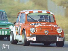 1971 Fiat Abarth 1000 TCR