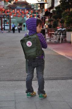 0cde9c2d5d7a Fjallraven kanken mini Kids Hiking Backpack