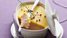La terrine de foie gras tradition