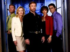 Sheree J. WILSON in Walker Texas Ranger: Trial by Fire © CBS