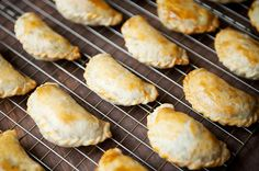 <3 these were so tasty. Reminded me of home and all the things I can't get in Daytona!  chinese beef curry pastries recipe | use real butter