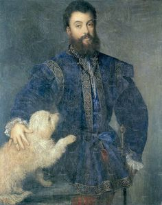 Federico II Gonzaga  (1500-1540). Son of Francesco III Gonzaga, Duke of Mantua and Isabella d'Este. Husband to Margaret Paleologina. Godson of Cesare Borgia.