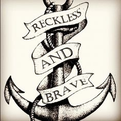 maybe a cool best friend tattoo. . considering it on a dream catcher rather than an anchor. . Guess it is true what they say, once you get one-you're addicted