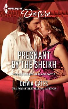 """Read """"Pregnant by the Sheikh"""" by Olivia Gates available from Rakuten Kobo. The sheikh bargains for an heir in this story by USA TODAY bestselling author Olivia Gates At first sight, Sheikh Numair. Romance Books Online, Romance Novels, Saga, Good Books, Books To Read, Pregnancy Books, Black Castle, Book Sites, What To Read"""