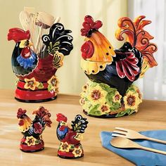 """""""Rooster Ceramics"""" -- Announcing the Fresh Finds """"Repin It To Win It"""" Giveaway! Repin the items that you love from our contest board by May 20th for a chance to win one of them. View the board description for full details!"""
