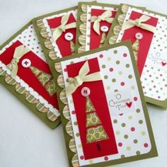 Christmas Cards by Bethney