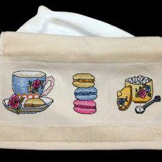 Şirin mutfaklar için.. #crossstitch #çarpıişi #havlu