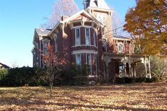 Enchanting home, historical, Italian style on 7+ acres in downtown Mt Sterling, including all the grandeur and special details of the eraturret, notice the fine detailsdoor knobs, keyholes, lead glass, winding staircase, Gothic master bathcolumns, fireplace, heated marble floor, shower with side jets, oversized tub with jets, grand foyer, formal living room, dining room, family room with built-in bookcases, kitchen with hand-painted ceiling mural, spiral staircase, huge sun room with glass…