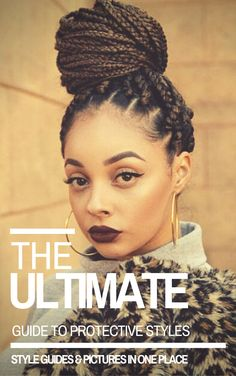 The Ultimate Guide to Protective Styles eBook