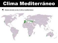 Clima mediterráneo caracterizado por sus inviernos húmedos y templados; y los veranos secos y calurosos.