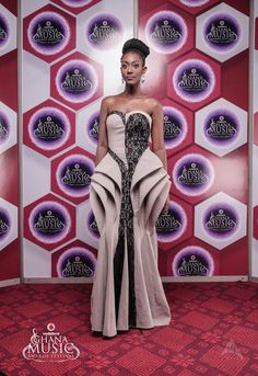 The AfroFusion Spot: Events: Standout Looks at the 2016 Ghana Music Awards, ghana, ghana music, ghana celebrities, celebrities, africa, african, afrobeat, fashion, style, red carpet, gown, evening wear, award show, celebrity style