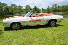 Skinny Dipper: 1969 Camaro Pace Car - http://barnfinds.com/rusty-1969-camaro-pace-car/