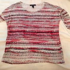 Forever 21 Tribal Shirt 3/4 sleeves. Only worn once. Forever 21 Tops